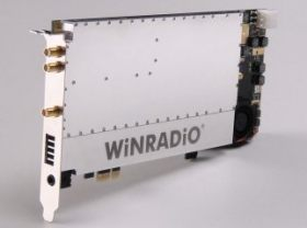 WiNRADiO G3 Series General Purpose Receivers - The Experts Agree